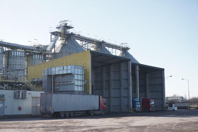 Instalacja wykorzystująca jako paliwo do produkcji energii biomasę rolną oraz odpady z przemysłu drzewnego