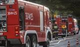 Wodzisław Śląski: w lokalu zapalił się grill. Konieczna była ewakuacja klientów
