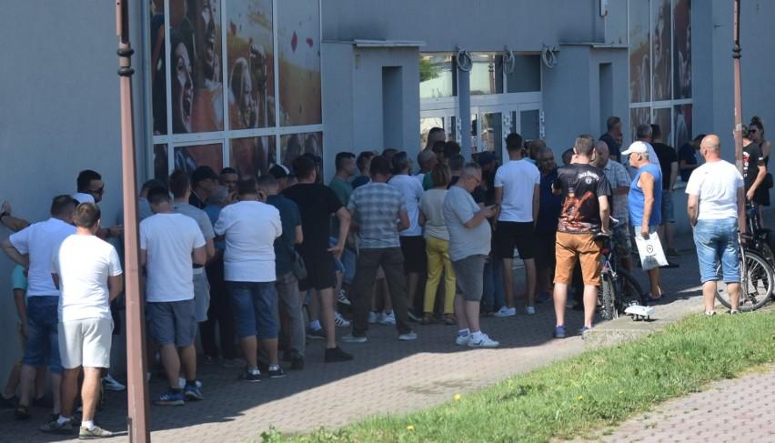 Kilka minut przed godziną 14 Radomski Klub Sportowy Radomiak...