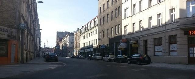 Ulica Słowackiego w Katowicach
