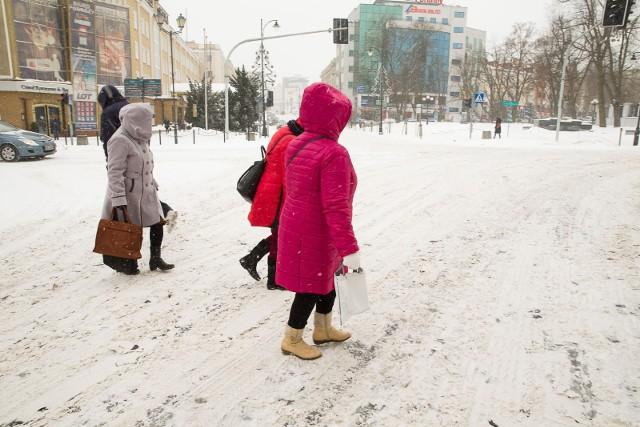 Prognoza pogody na najbliższe dni. Gdzie pada śnieg?