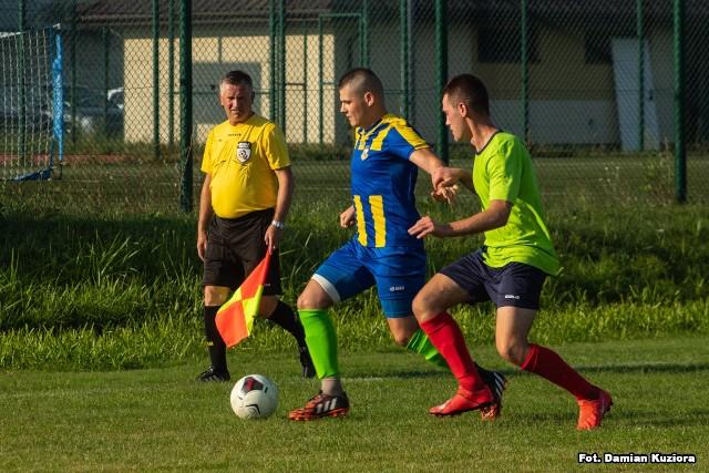 W meczu Rzeczycy Długiej z Zakrzowem padło 7 bramek