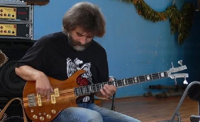 Jeden z najlepszych polskich basistów – Krzysztof Ścierański