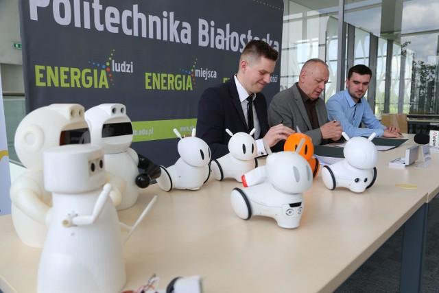 Photon to pierwszy białostocki projekt, który trafił na Kickstartera - mówi Marcin Joka (z lewej) - Nawet jeśli kampania nie zakończy się sukcesem i tak ruszymy z produkcją.