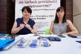 Można wypełnić formularz i dostać upominek. Mobilny punkt spisowy stanął w centrum Lublina