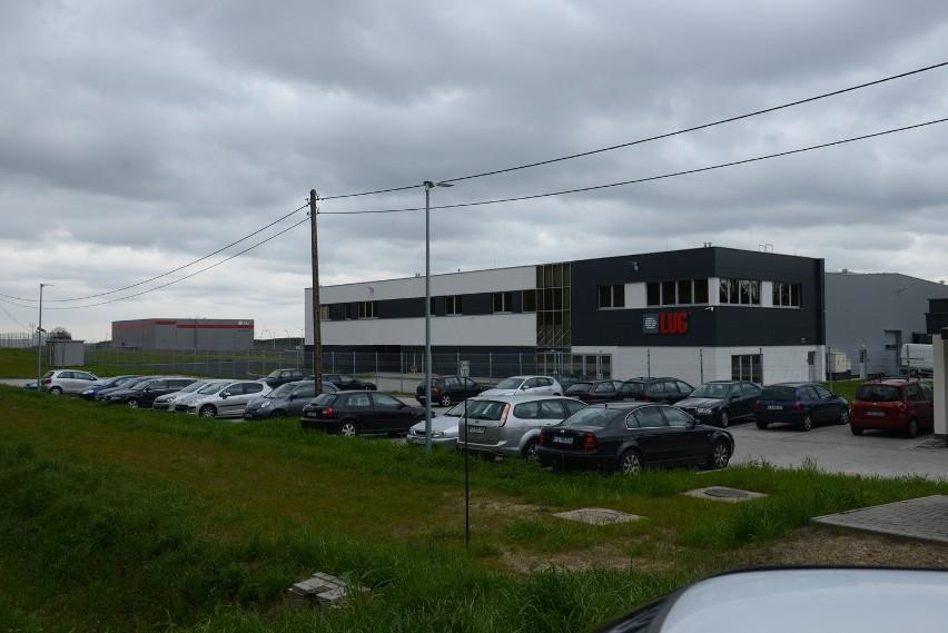 Firma LUG ma swoją siedzibę w Zielonej Górze Nowym Kisielinie.