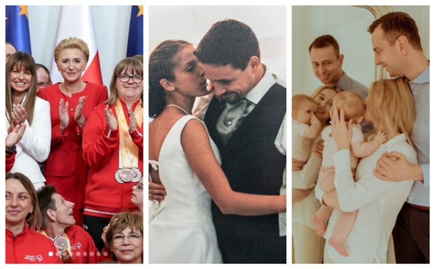 Takie zdjęcia publikują na swoich profilach w mediach społecznościowych kandydatki na Pierwszą Damę RP.Zobacz kolejne zdjęcia. Przesuwaj zdjęcia w prawo - naciśnij strzałkę lub przycisk NASTĘPNE