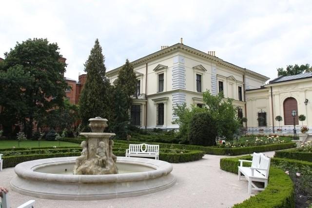 Będzie można zwiedzić m.in. Pałac Herbsta.