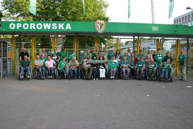 Stowarzyszenie Klub Kibiców Niepełnosprawnych