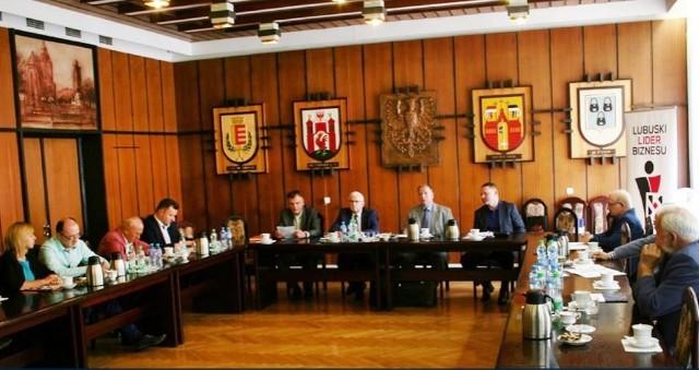 W czwartek obradowała kapituła Lubuskiego Lidera Biznesu.