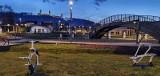 Park Miejski w Chęcinach gotowy! Zobaczcie jak pięknie się prezentuje. DUŻO ZDJĘĆ