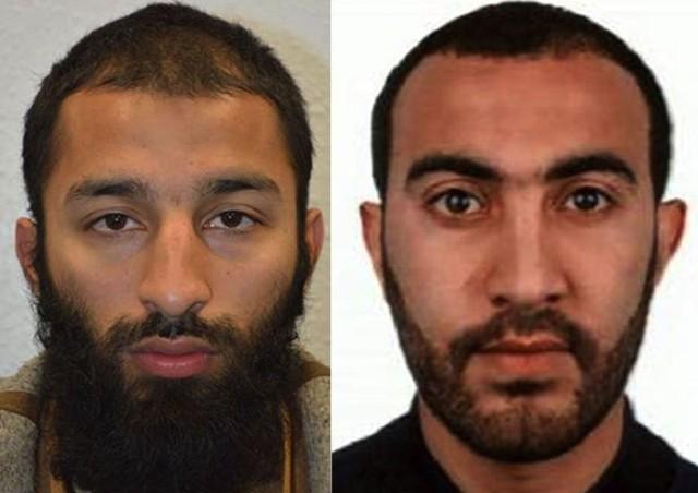 Ataki i zamach w Londynie 03.06.2017 Rachid Redouane i Khuram Butt to sprawcy zamachów