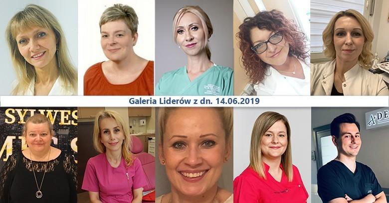 HIPOKRATES 2019. GALERIA LIDERÓW KATEGORII POWIATOWYCH