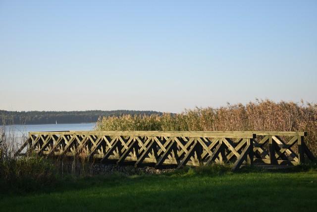 Charzykowy - idealne miejsce na jesienny spacer w blasku słońca