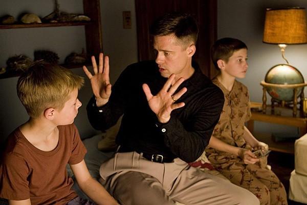 Kadr z filmu: Drzewo życia.