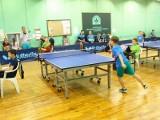 Chełmno.  Mistrzostwa Województwa Kujawsko-Pomorskiego Skrzatów w tenisie stołowym. Zdjęcia