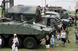 Wojsko chwaliło się sprzętem na Błoniach Nadwiślańskich w Grudziądzu [zdjęcia]