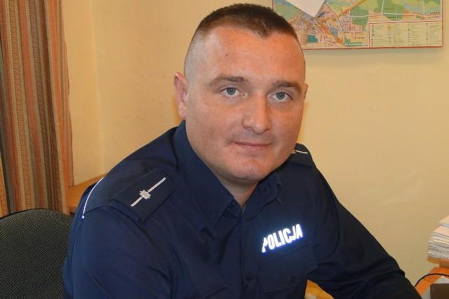 Aby zagłosować na mł. asp. Mariusza Bednarka wyślij SMS o treści POLICJANT.6 na numer 7155 (koszt 1.23 zł z VAT)