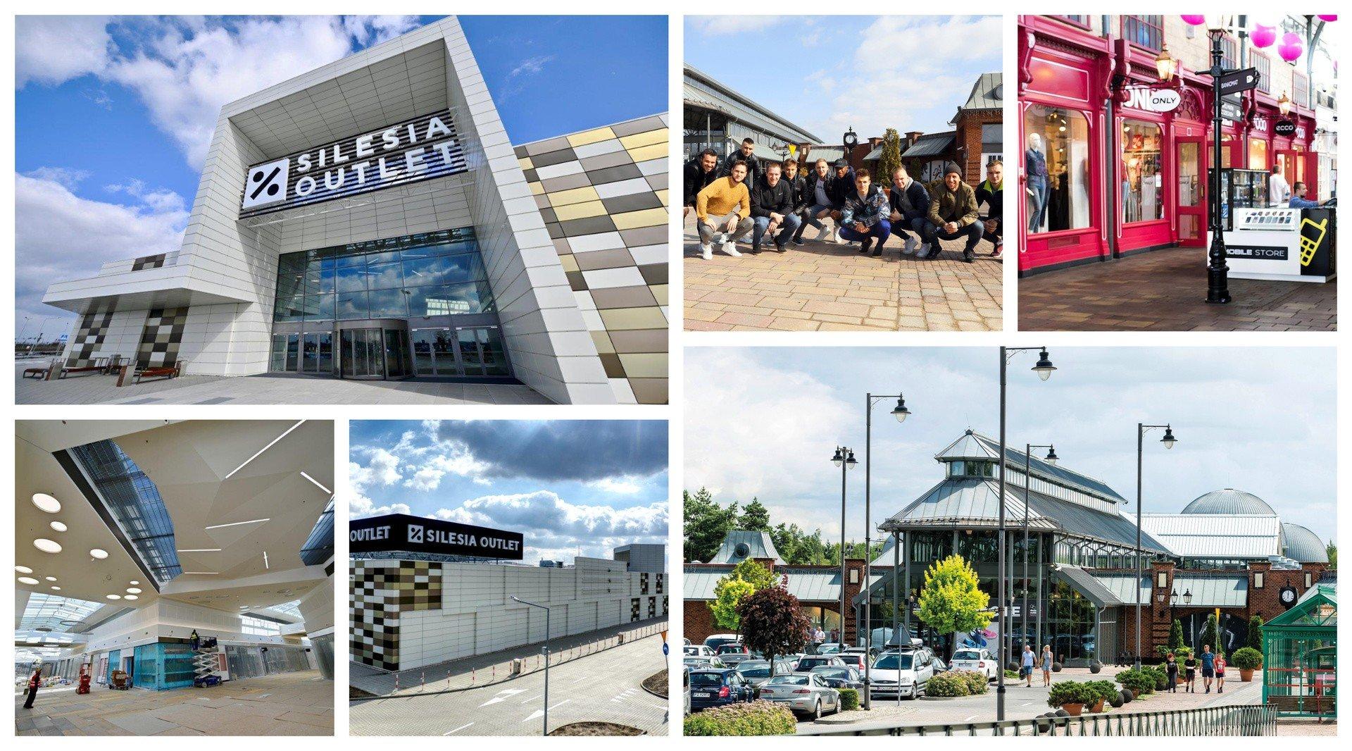 3ddc1f63370ec Silesia Outlet w Gliwicach kontra Designer Outlet (d. Fashion House) w  Sosnowcu. GDZIE LEPIEJ JECHAĆ NA ZAKUPY