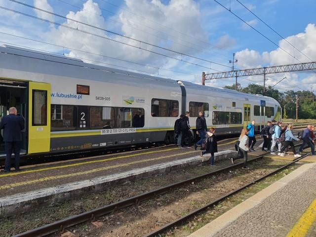 Stację kolejową w Babimoście czekają zmiany - stan z 20 września 2019 roku. Inwestycje kolejowe dotyczyć też będą Sulechowa