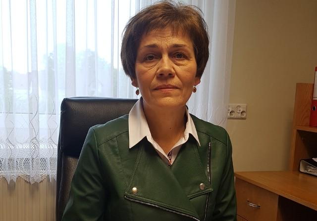 Nowym szefem oleskiej mleczarni została Helena Finke.