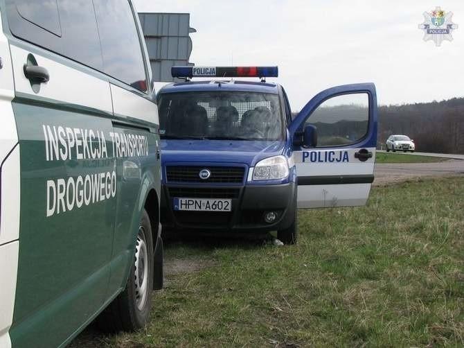 Prokuratura zarzuca łapówkarstwo inspektorom ITD ze Słupska.