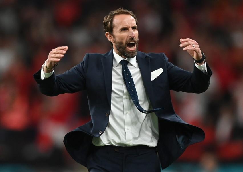 Euro 2020. Selekcjoner Anglików nie miał planu na rzuty karne? [WIDEO]
