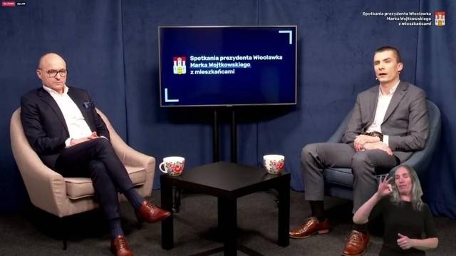 W tym roku spotkania prezydenta Włocławka z mieszkańcami zorganizowano online. Kolejne już 22 kwietnia