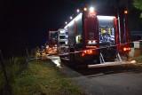 Pożar w Prudniku w kamienicy przy ul. Traugutta. Poszkodowany trafił do szpitala. Pożary także w Kluczborku i Brzegu