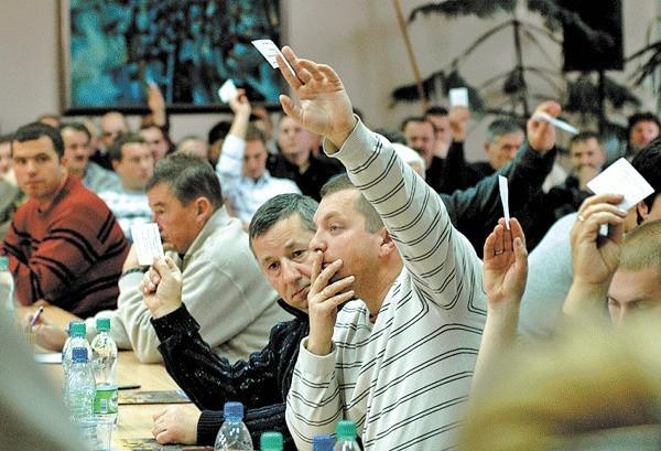 Około 50 członków zgromadzenia wspólników Kołobrzeskiej Lokalnej Grupy Rybackiej spotkało się wczoraj w sali konferencyjnej Urzędu Miasta. Głosowali poprawki do statutu.