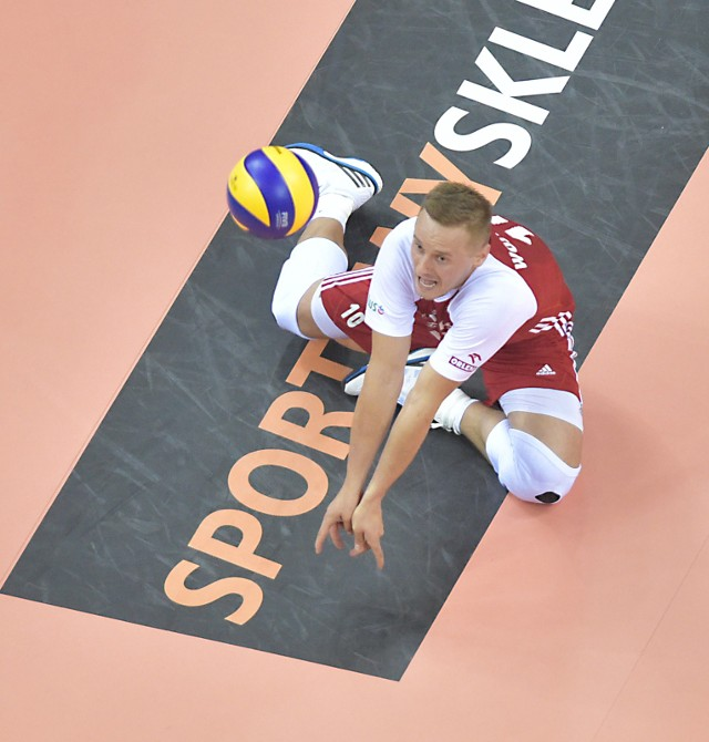 Damian Wojtaszek był jednym z trzech mistrzów świata, którzy zagrali w ostatnim turnieju fazy zasadniczej Ligi Narodów.