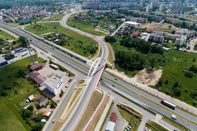 Budowa tunelu drogowego wzdłuż trasy generalskiej być może będzie oznaczało naruszenie obecnego układu  drogowego ul. Maczka