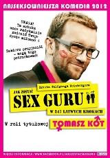 Tomasz Kot jako Sex guru