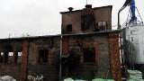 Spłonęła stolarnia w Rojewie pod Inowrocławiem [ZDJĘCIA]
