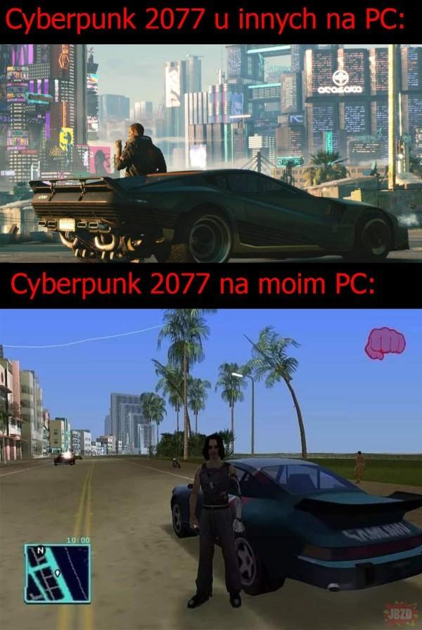 Cyberpunk 2077 jest już dostępny od 10 grudnia! Miliony...