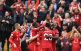 Liverpool wygrał z Burnley, świetna atmosfera na pełnym Anfield Road