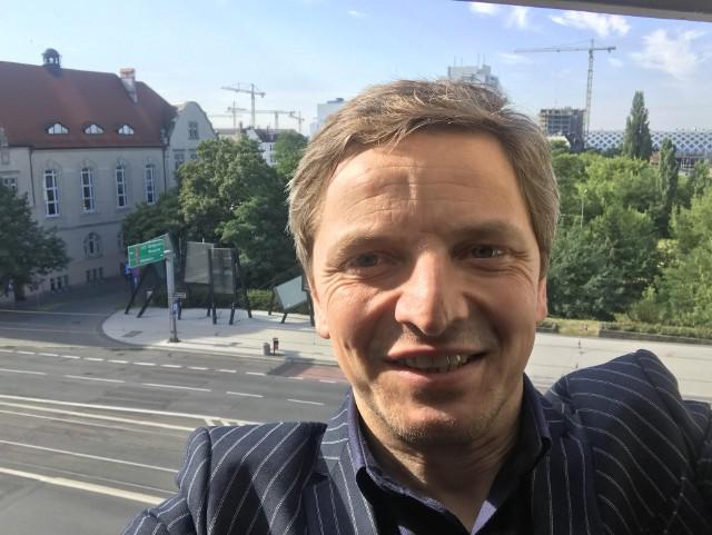 Przemysław Kieliszewski , dyrektor Teatru Muzycznego