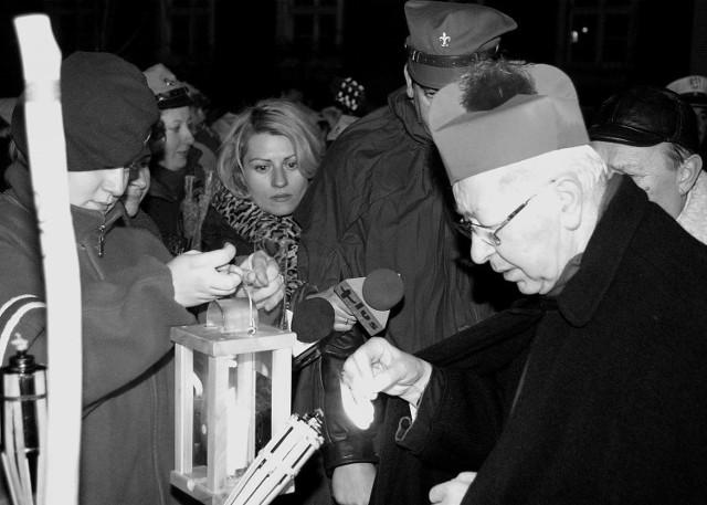 Biskup senior Jan Gałecki