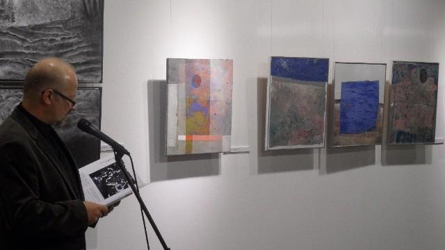 Wystawa w Miejskiej Galerii Sztuki Obok w Tychach