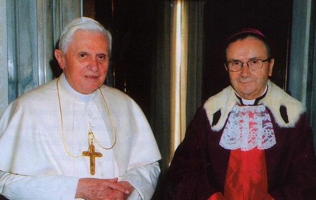 Antoniego Stankiewicza mianował biskupem papież Benedykt XVI.
