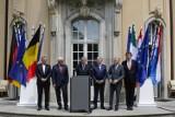 """Spotkanie szefów MSZ państw założycielskich UE. """"Brexit powinien zacząć się jak najszybciej"""" [VIDEO]"""