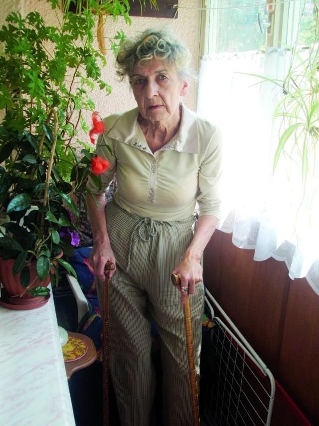 – Po co ocieplać balkon, który przez duże zwężenie staje się bezużyteczny – pyta Hanna Gałecka-Szulc