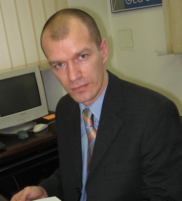 Krzysztof Sadowski: Są nowe hotspoty.