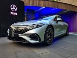 Mercedes EQS. Pierwsze wrażenia. 2,4 m2 ekranu do dyspozycji kierowcy i pasażera