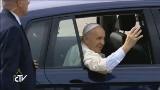 Dokładnie rok temu Franciszek wylądował w Krakowie!  [ROK PO ŚDM]