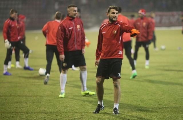 Mateusz Cetnarski wiosną ma być ważnym punktem drużyny Widzewa.