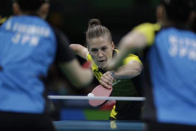 Natalia Partyka zdobyła piąty złoty medal igrzysk paraolimpijskich. Łącznie ma w kolekcji aż 8!