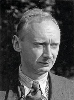 """Stefan Kisielewski (1911-1991) Fot. archiwum """"Dziennika Polskiego"""""""