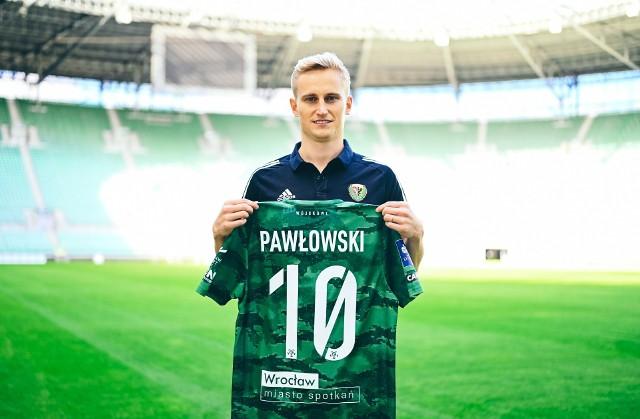 Bartłomiej Pawłowski wzmocnił Śląsk Wrocław