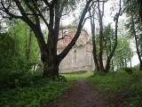 """Opuszczona cerkiew na Roztoczu. W tym miejscu powstały sceny do oscarowej produkcji """"Zimna Wojna"""""""